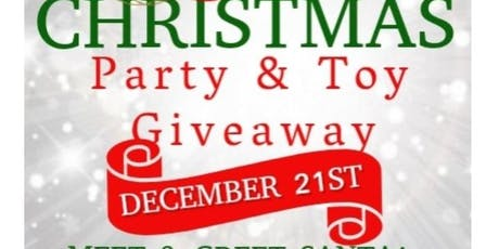 The Night Before Christmas Pajama Party & Toy Giveaway tickets