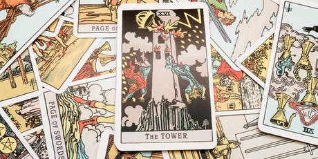 October 27, 6 p.m. Major Arcana Tarot Reading Workshop with Carl Young tickets
