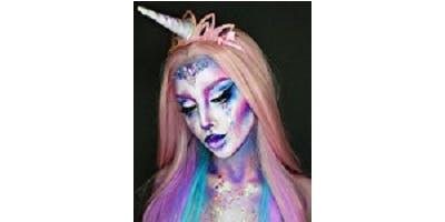 Unicorn Make-Up tutorial