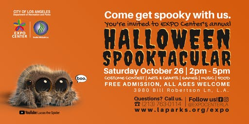 EXPO Center's Halloween Spooktacular