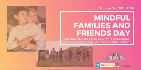 Mindful Families And Friends Day tickets