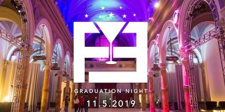 Founders Embassy Graduation Night: Fall 2019 tickets