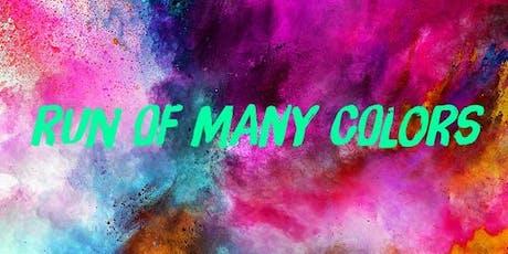 NJ/DE Youth Run of Many Colors tickets