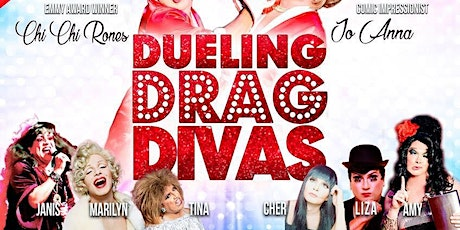 DUELING DRAG DIVAS - QUEEN OF THRONES tickets