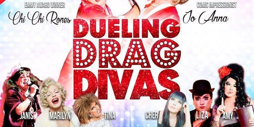 DUELING DRAG DIVAS - QUEEN OF THRONES