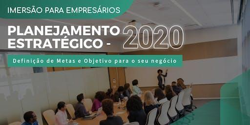 PLANEJAMENTO ESTRATÉGICO - 2020