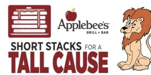 Applebee's Pancake Breakfast Fundraiser