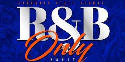 SSU Alumni R&B Only Party - Early Bird Tix!!