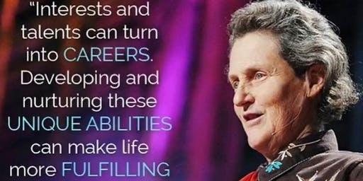 An Evening with Dr. Temple Grandin