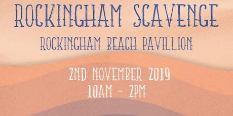 Rockingham Seaside Scavenge tickets