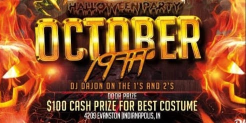 Dirty South Halloween Party