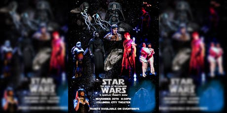 Saga of Skywalker: A Star Wars Themed Variety Show tickets