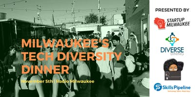 Milwaukee's Tech Diversity Dinner