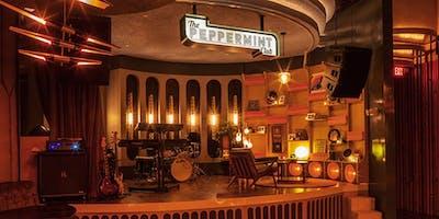 Fox Stevenson at The Peppermint Club
