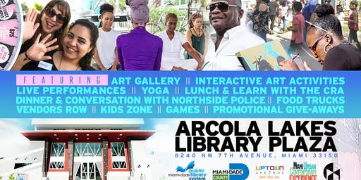 2019 Uptown Avenue 7 Arts & Culture Festival