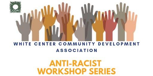 WC Anti-Racist Series: Islamophobia in Community Organizing