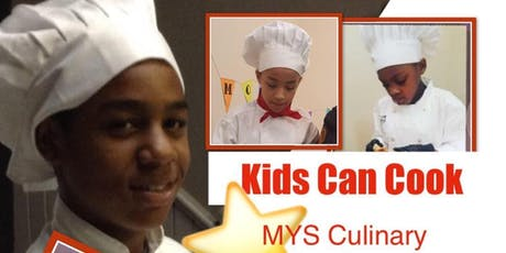 Kids Can Cook Workshops tickets