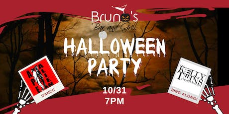 HALLOWEEN PARTY FT. THE KELLY TWINS DUELING PIANOS and The Ape & The Alien tickets