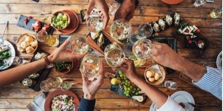 Creative Conversations: Potluck Supper tickets