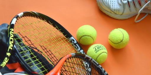 Live Local & Learn: Tuesday Tennis Group
