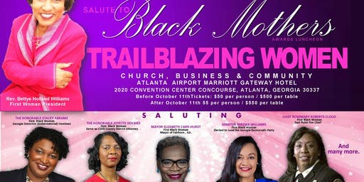 29th Annual Salute to Black Mothers Luncheon