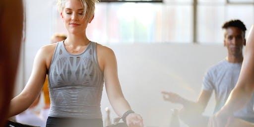 CorePower Yoga x Arlo NoMad