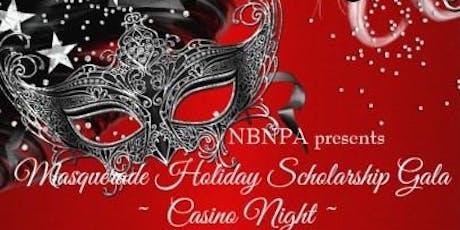 Masquerade Holiday Scholarship Gala tickets