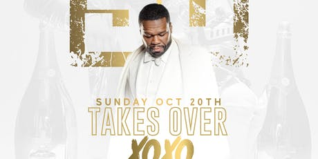 50 Cent Takes Over XOXO SOCIAL |  Power Watch Party tickets