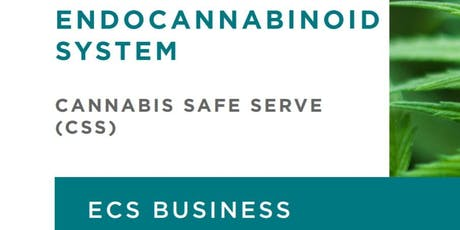 Cannabis Safe Serve tickets