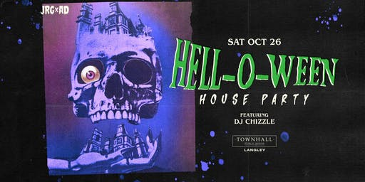 HELL-O-WEEN AT TOWNHALL LANGLEY