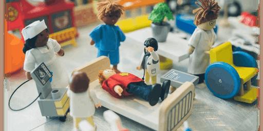 Trauma Play: Interventions for Complex Trauma