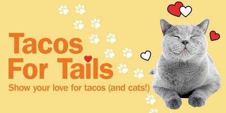 Tacos for Tails tickets
