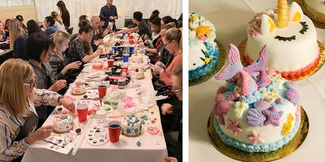 A SPOOKTACULAR  Cake and 12 Cookies Decorating Event for the Whole Family ! tickets