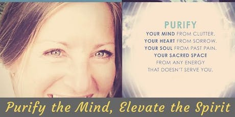 Purify the Mind, Elevate the Spirit tickets