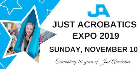 Just Acrobatics Expo 2019 tickets