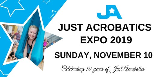 Just Acrobatics Expo 2019