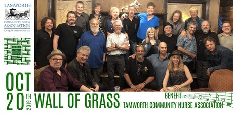 WELCOME TO THE 'TAMWORTH HAPPENING'  WALL OF GRASS tickets