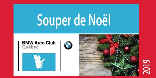 BMW Auto Club Christmass Supper / Souper de Noel du BMW Club Auto