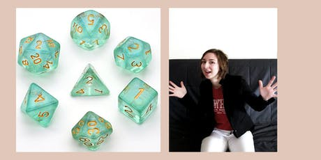 CASUAL GAME nights w/ Claire Anna Garand (most Tuesdays in October) tickets