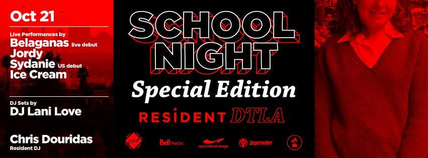 School Night - Special Edition