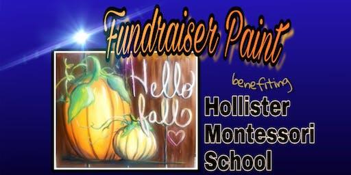 Fundraiser Paint