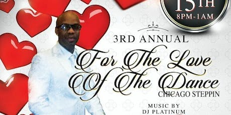 FOR THE LOVE OF THE DANCE tickets