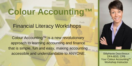 Comox Valley Colour Accounting™ Finance Workshop - Improve your profitability!