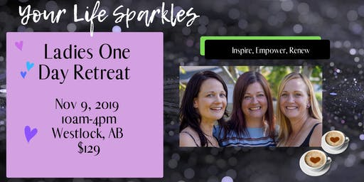 Ladies One Day Retreat Westlock AB
