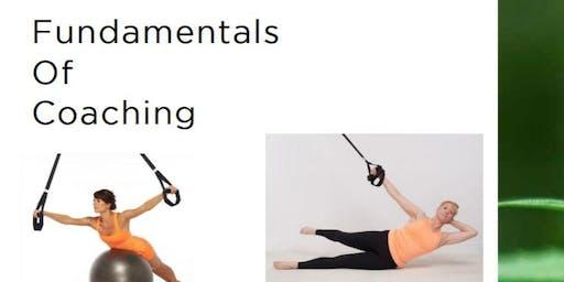 Fundamentals of ECS Coaching
