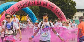 Colour Run – Youth against Domestic Violence!