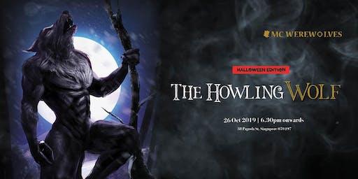 MC Werewolves Halloween Edition: The Howling Wolf