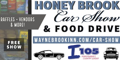 Car Show & Food Drive tickets