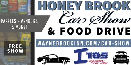Car Show & Food Drive