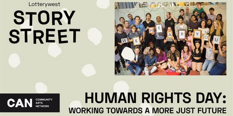 Human Rights Day: Working Towards a More Just Future tickets